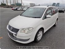 Used 2008 VOLKSWAGEN GOLF TOURAN BH271185 for Sale for Sale