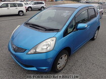 Used 2010 HONDA FIT BH271186 for Sale for Sale