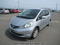 Used 2009 HONDA FIT BH271280 for Sale for Sale