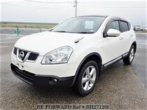 Used 2012 NISSAN DUALIS BH271209 for Sale for Sale