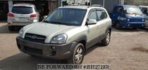 Used 2006 HYUNDAI TUCSON BH271976 for Sale for Sale