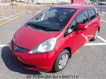 Used 2009 HONDA FIT BH271175 for Sale for Sale