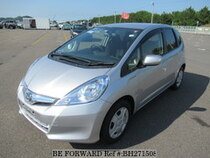 Used 2013 HONDA FIT HYBRID BH271508 for Sale for Sale