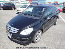 Used 2006 MERCEDES-BENZ B-CLASS BH271578 for Sale for Sale