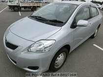Used 2009 TOYOTA BELTA BH271636 for Sale for Sale