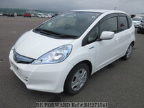 Used 2013 HONDA FIT HYBRID BH271541 for Sale for Sale