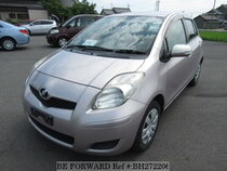 Used 2010 TOYOTA VITZ BH272206 for Sale for Sale