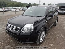 Used 2012 NISSAN X-TRAIL BH273859 for Sale for Sale