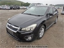 Used 2012 SUBARU IMPREZA G4 BH274198 for Sale for Sale