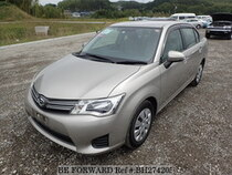 Used 2012 TOYOTA COROLLA AXIO BH274205 for Sale for Sale