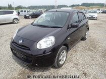 Used 2011 NISSAN MARCH BH274154 for Sale for Sale