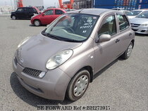 Used 2007 NISSAN MARCH BH273917 for Sale for Sale
