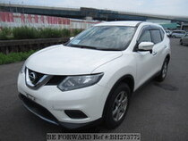 Used 2015 NISSAN X-TRAIL BH273772 for Sale for Sale