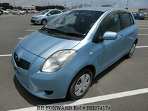 Used 2005 TOYOTA VITZ BH274174 for Sale for Sale