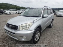 Used 2005 TOYOTA RAV4 BH274141 for Sale for Sale