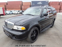 Used 2005 LINCOLN NAVIGATOR BH274037 for Sale for Sale