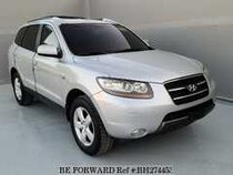 Used 2007 HYUNDAI SANTA FE BH274453 for Sale for Sale