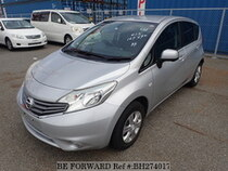 Used 2013 NISSAN NOTE BH274017 for Sale for Sale