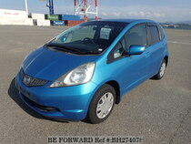 Used 2009 HONDA FIT BH274078 for Sale for Sale