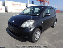 Used 2008 TOYOTA PASSO BH274081 for Sale for Sale