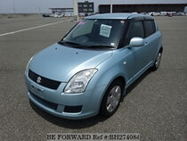 Used 2008 SUZUKI SWIFT BH274084 for Sale for Sale