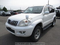 Used 2005 TOYOTA LAND CRUISER PRADO BH327419 for Sale for Sale