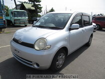 Used 2005 TOYOTA SIENTA BH327431 for Sale for Sale