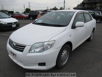 Used 2011 TOYOTA COROLLA AXIO BH327446 for Sale for Sale