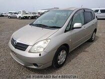 Used 2002 TOYOTA COROLLA SPACIO BH327281 for Sale for Sale