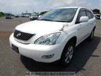 Used 2005 TOYOTA HARRIER BH327643 for Sale for Sale