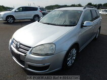 Used 2007 VOLKSWAGEN GOLF VARIANT BH327587 for Sale for Sale