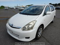 Used 2007 TOYOTA WISH BH327655 for Sale for Sale