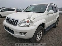 Used 2006 TOYOTA LAND CRUISER PRADO BH327712 for Sale for Sale
