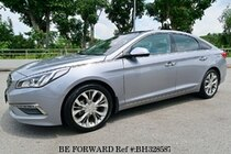 Used 2016 HYUNDAI SONATA BH328587 for Sale for Sale