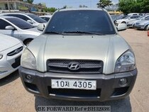 Used 2007 HYUNDAI TUCSON BH329389 for Sale for Sale
