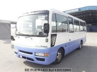 2001 ISUZU JOURNEY BUS