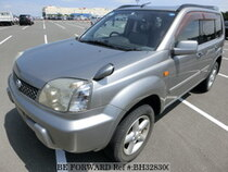 Used 2001 NISSAN X-TRAIL BH328300 for Sale for Sale