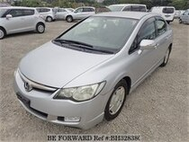 Used 2008 HONDA CIVIC HYBRID BH328380 for Sale for Sale