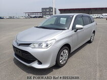 Used 2015 TOYOTA COROLLA FIELDER BH328309 for Sale for Sale