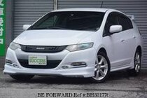 Used 2009 HONDA INSIGHT BH331776 for Sale for Sale