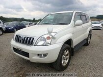 Used 2003 TOYOTA LAND CRUISER PRADO BH329074 for Sale for Sale