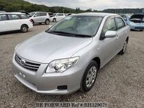 Used 2011 TOYOTA COROLLA AXIO BH329078 for Sale for Sale