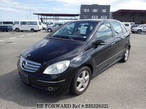 Used 2007 MERCEDES-BENZ B-CLASS BH328322 for Sale for Sale
