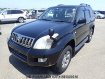 Used 2009 TOYOTA LAND CRUISER PRADO BH329186 for Sale for Sale
