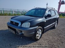 Used 2005 HYUNDAI SANTA FE BH331851 for Sale for Sale