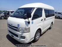Used 2007 TOYOTA HIACE VAN BH329182 for Sale for Sale