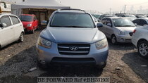 Used 2006 HYUNDAI SANTA FE BH331959 for Sale for Sale