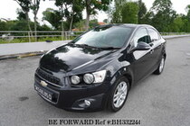 Used 2015 CHEVROLET SONIC BH332244 for Sale for Sale