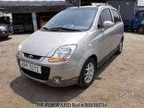 Used 2009 DAEWOO (CHEVROLET) MATIZ (SPARK) BH333714 for Sale for Sale