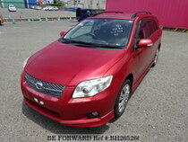 Used 2007 TOYOTA COROLLA FIELDER BH265266 for Sale for Sale